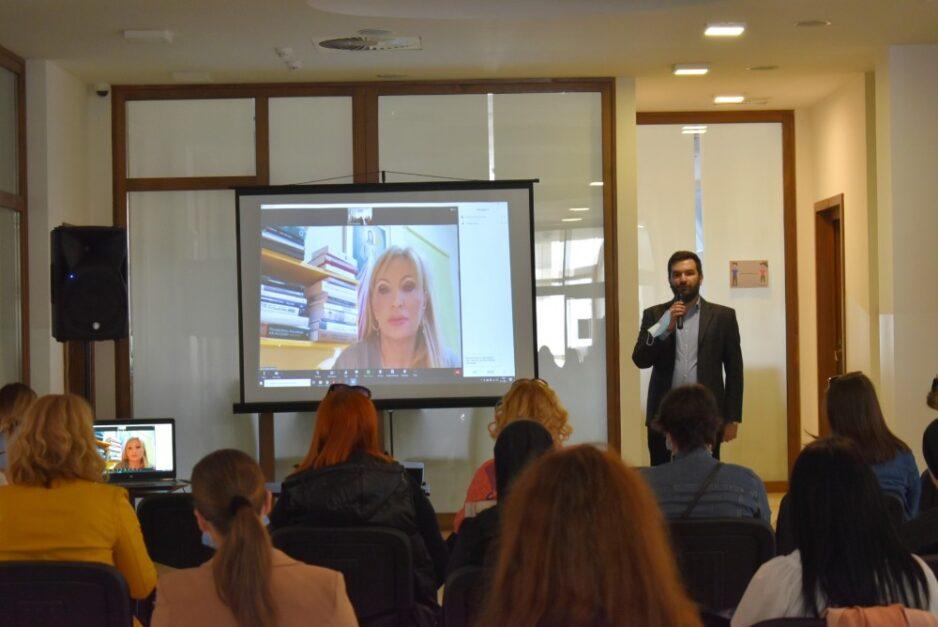 Plenarno predavanje za stručnjake u Sarajevu
